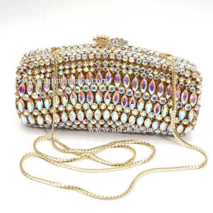 crystal eveing bag