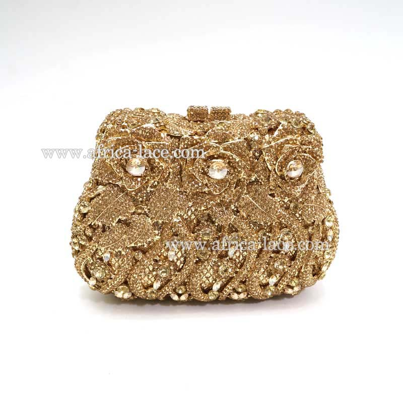 Beautiful Crystal Clutches Evening Bags Women Party Purse Luxury ... e3ced757d9ec