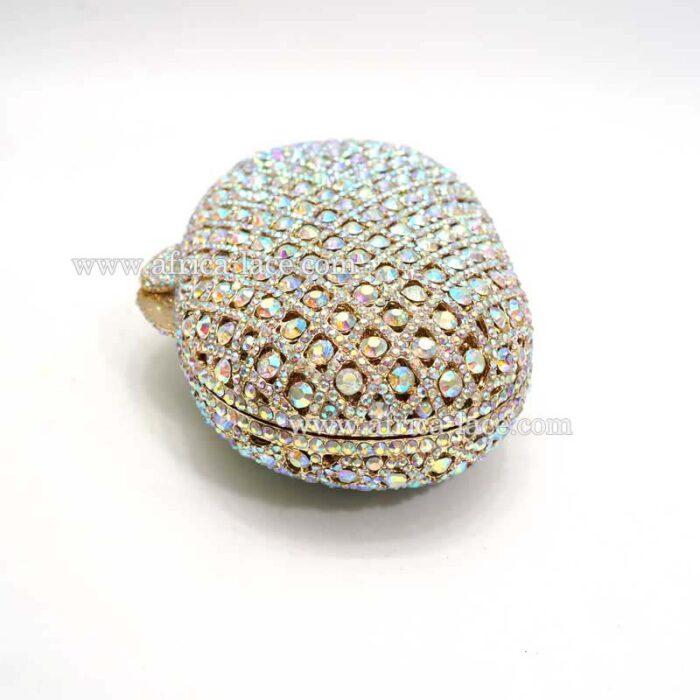 crystal clutch