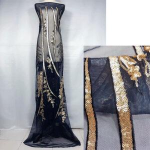 sequins lace