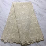 SWISS VOILE LACE