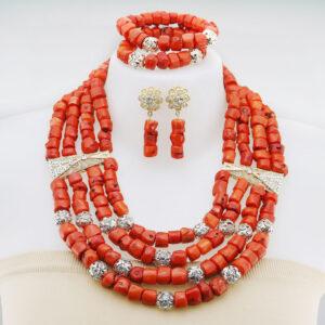 african jewelry set