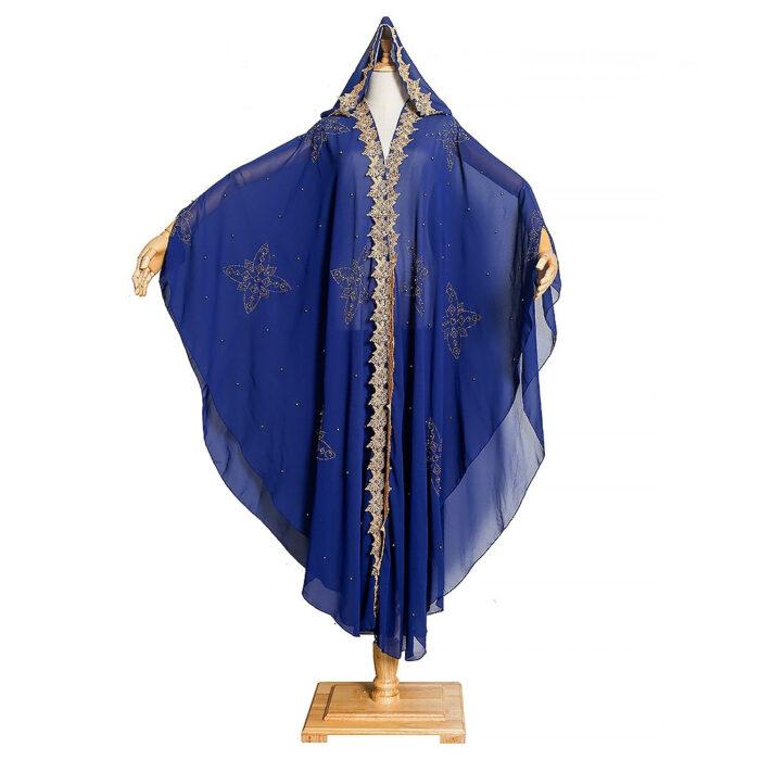 Muslim Kaftan Abaya Dress in